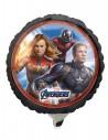 Petit ballon aluminium recto verso Avengers Endgame 23 cm